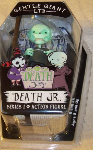 Death Jr. Figure - 1