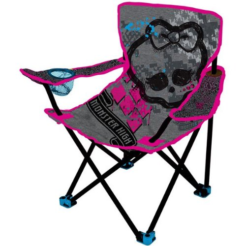 Monster High Folding Camp Chair