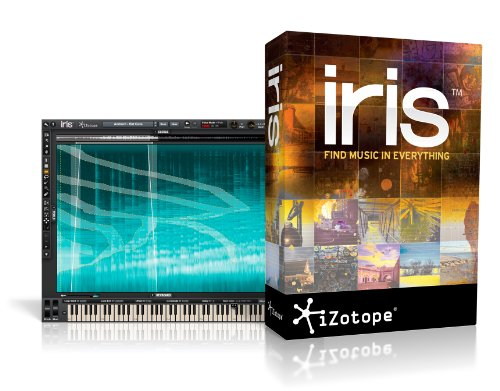 iZotope, Inc. Iris Audio Plug-in