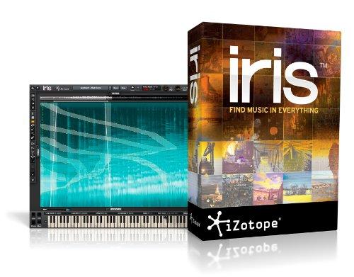 iZotope, Inc. Iris Audio Plug-in