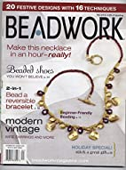 Beadwork Magazine - December 2007-January…