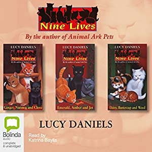 Nine Lives, Volumes 1 to 3 Audiobook