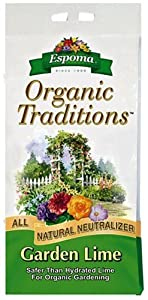 Espoma Organic Traditions Garden Lime - 5 lb Bag GL5 (Discontinued by Manufacturer)