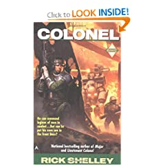 Colonel (Dirigent Mercenary Corps) by Rick Shelley