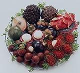 トロピカルフルーツセット(冷凍)?マンゴスチン、ランブータン、ライチ、ドラゴンフルーツ、ミルクフルーツ、シュガーアップル