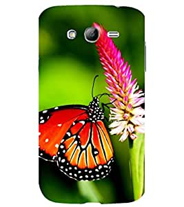 printtech Nature Butterfly Back Case Cover for Samsung Galaxy Grand i9080 / Samsung Galaxy Grand i9082