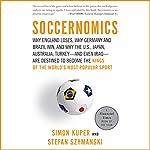 Soccernomics | Simon Kuper,Stefan Szymanski