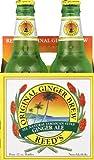 Reed'S Ginger Beer Brew Original Ginger Brew ( 6x4/12 OZ)