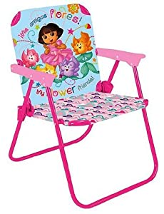 Dora the Explorer Patio Beach Chair by Kids Only, Inc.
