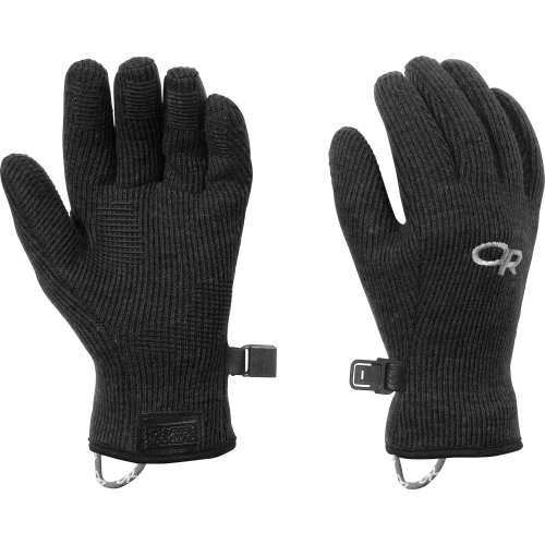 Outdoor Research Kids' Flurry Gloves, Black, Small (Or Gloves Kids compare prices)