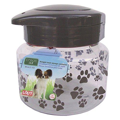 Lixit-Plastic-Dog-Treat-Jar