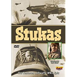 Stukas: Restored Luftwaffe WW2 Epic DVD