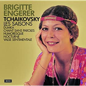 Tchaikovski: Les Saisons