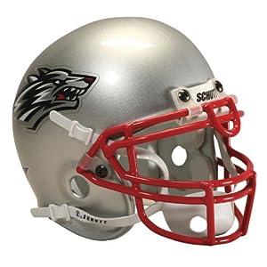 NCAA New Mexico Lobos Replica Helmet by Schutt