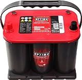 OPTIMA BATTERIES [ オプティマバッテリー ] 国産車バッテリー [ レッドトップ ] RedTop 100D23R
