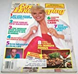 Good Housekeeping Magazine - Cheryl Ladd on Cover - My Love Affair with Gary Cooper By Patricia Neal - Bob Newhart in Real Life (April, 1988)