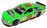 AUTOGRAPHED 2013 Danica Patrick #10 GoDaddy.com Racing (Sprint Cup Series) 1/24 Lionel RCCA Elite NASCAR Gen 6 ROOKIE Diecast Car w/ COA (#281 of 450!)