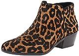 Sam Edelman Women's Petty Boot, Brown/Black, 7.5 M US