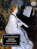 Pièces pour piano - Piano
