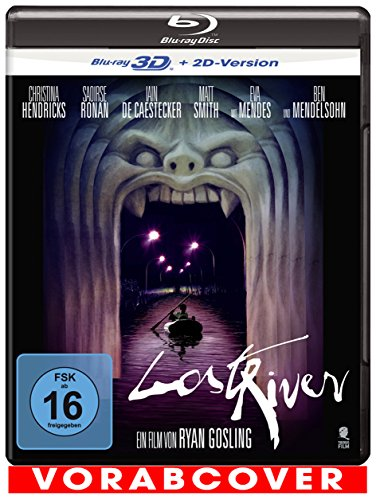 Lost River (Regiedebüt von Ryan Gosling) [3D Blu-ray + 2D Version]