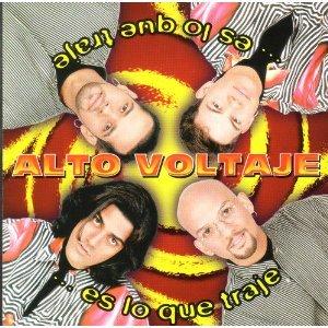 Alto Voltaje - Es Lo Que Traje - Amazon.com Music