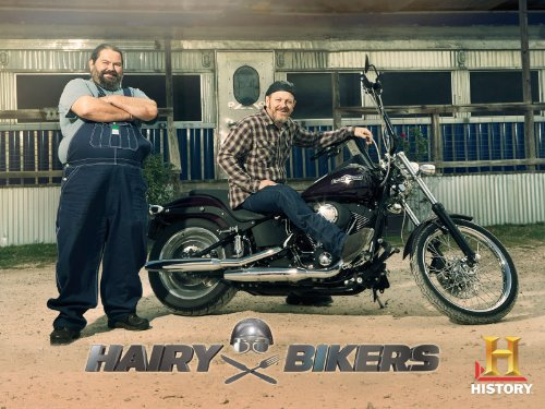 Hairy Bikers Season 1