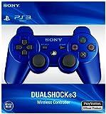 PlayStation 3 Dualshock 3 Wireless Controller (Blue)