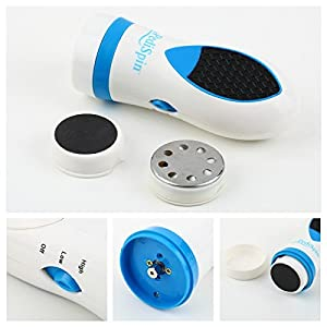 Maxtouuch Ultimate Foot-Smoothing Pedi Spin Callus Remover