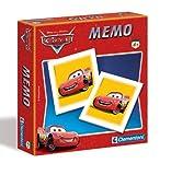 Clementoni - 12546 - Juego de la Educación - Cars Memo [Importado de Francia]