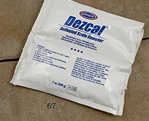 URNEX DEZCAL COFFEE MAKER & ESPRESSO DESCALER - 7oz: 7 uses by URNEX