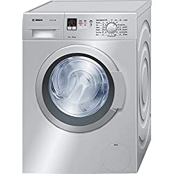Bosch WAK20168IN Fully-automatic Front-loading Washing Machine (7 Kg, Silver)