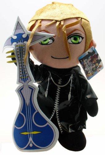 Kingdom Hearts 2 Demyx 12-inch Plush image