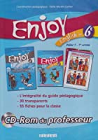Enjoy 6e : CD-ROM enseignants
