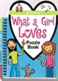 What a Girl Loves Puzzle Book (American Girl) (American Girl Library)