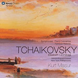 Tchaikovsky: Symphonies & Piano Concertos