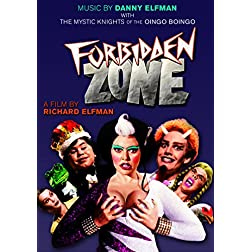 Forbidden Zone [Blu-ray]