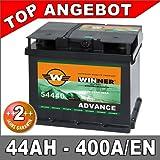 Autobatterie 44Ah