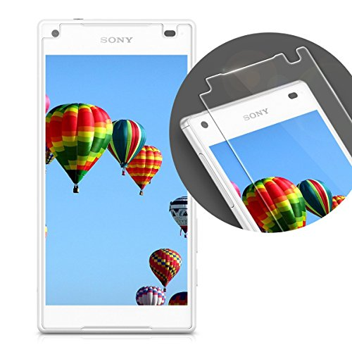 kalibri-Echtglas-Displayschutzfolie-fr-Sony-Xperia-Z5-Compact-02-mm-Glas-mit-9H-Hrtegrad-Schutzfolie-Panzerglas-Schutzglas-Glasfolie-in-kristallklar