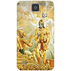Printland Preach Phone Cover For Samsung I9500 Galaxy S4