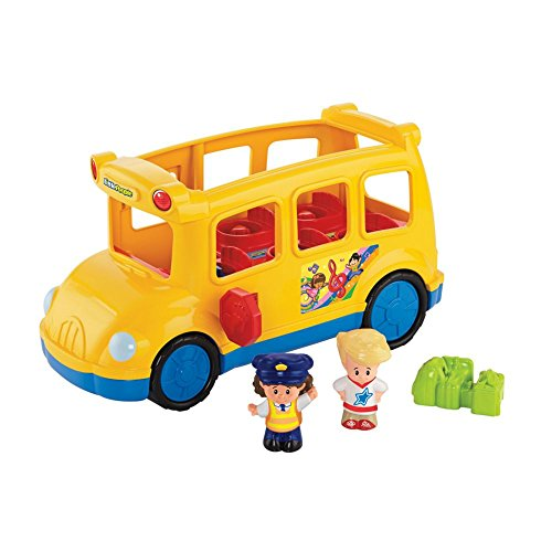 Fisher-Price Little People Lil' Movers School Bus front-175550