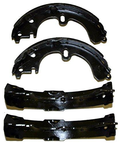 Monroe Bx551 Bonded Brake Shoe front-228804