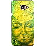 PrintVisa Designer Back Case Cover For Samsung Galaxy On Max (Gautam Budh Face Potrait)