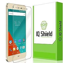 Huawei Enjoy 5s Screen Protector, IQ Shield LiQuidSkin Full Coverage Screen Protector for Huawei Enjoy 5s (Huawei G8 mini) HD Clear Anti-Bubble Film - with Lifetime Warranty
