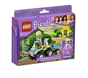 LEGO Friends Stephanie's Pet Patrol 3935