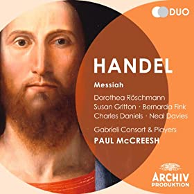 "George Frideric Handel: Messiah, HWV 56 / Pt. 1 - ""For behold, darkness shall cover"""
