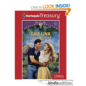 Lone Star Lover (Harlequin Special Edition) Gail Link