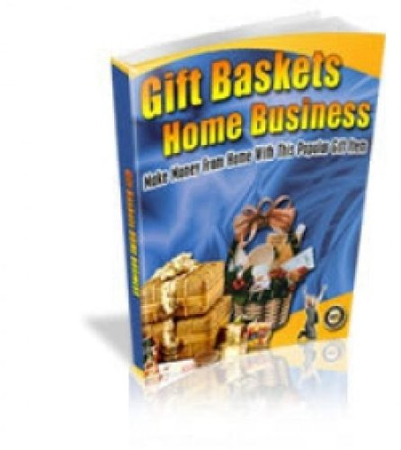 Gift Baskets Home Business - Creating Gift baskets gives you a chance to unleash your creative side while providing a beautiful package!