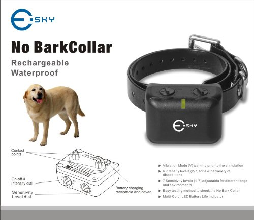 Dog Collar Electric Shock