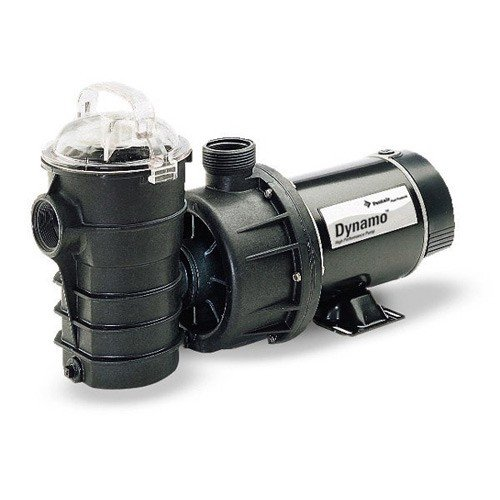 Pentair dynii ni 1 1 2 hp dynamo single speed aboveground for Pentair 1 hp pool pump motor