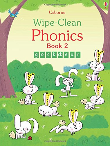 Wipe-Clean Phonics